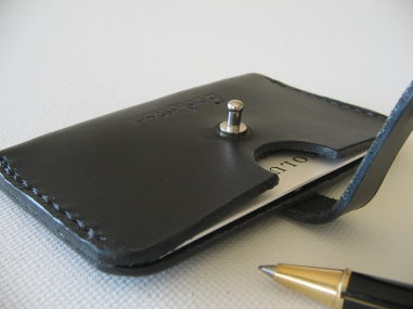 handmade leather wallet-Ecolution